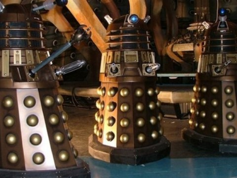 Doctor Who used a wild code name to keep the Daleks' return under wraps