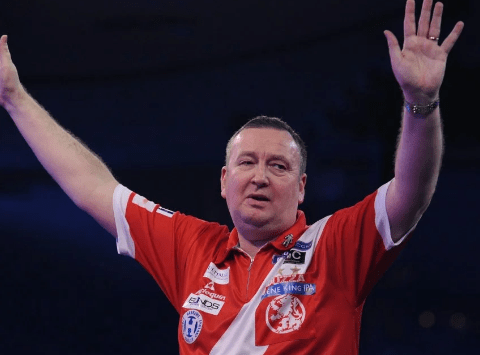 What time is the BDO World Darts Championship final? Glen Durrant meets Scott Waites in Lakeside showpiece