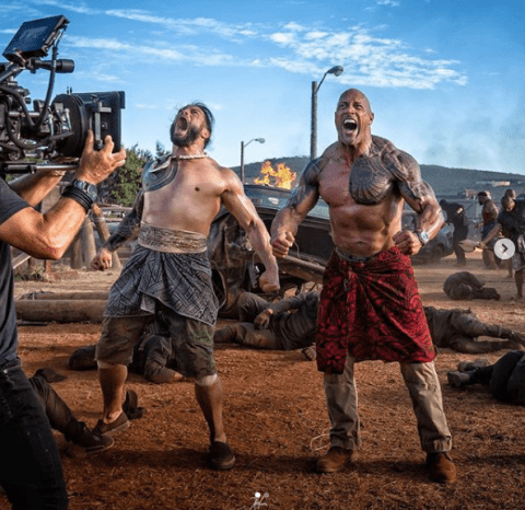 Roman Reigns and The Rock to play brothers in new Fast & Furious film
