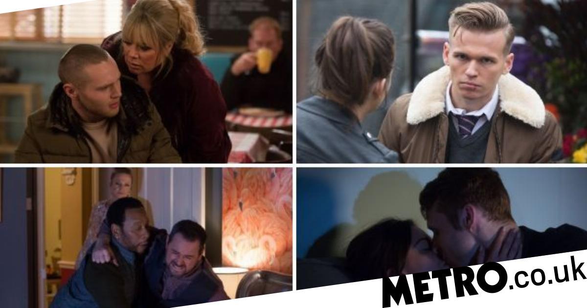 EastEnders spoilers: Big return, gun shocker, Shirley