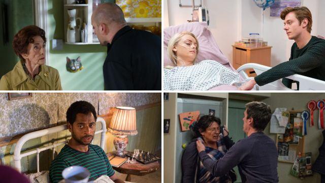 20 soap spoilers: Emmerdale death truth, Coronation Street knife attack, EastEnders breakdown, Hollyoaks hostage