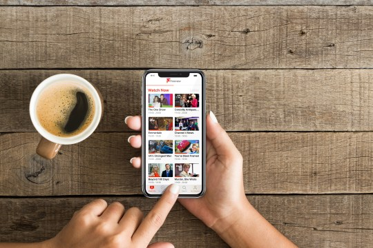 Sky TV rival launches on iPhone letting you stream channels