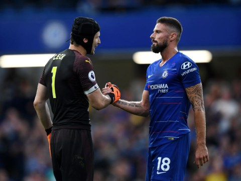 Chelsea striker Olivier Giroud reveals what Arsenal players really think of Unai Emery