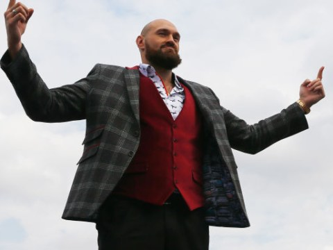 Tyson Fury wants 'Rocky movie' fight if Deontay Wilder and Anthony Joshua unavailable