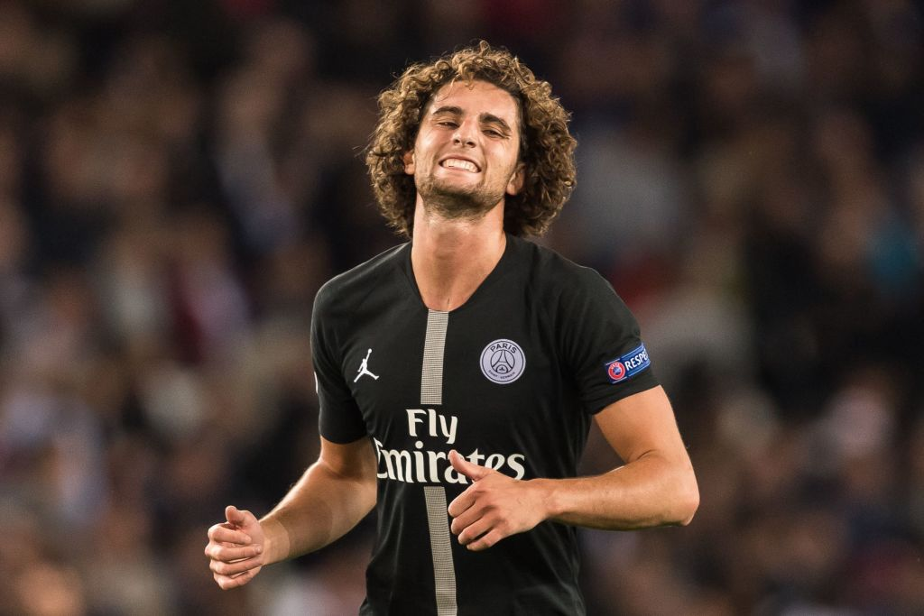 Adrien Rabiot rejects Tottenham move and would rather join Liverpool