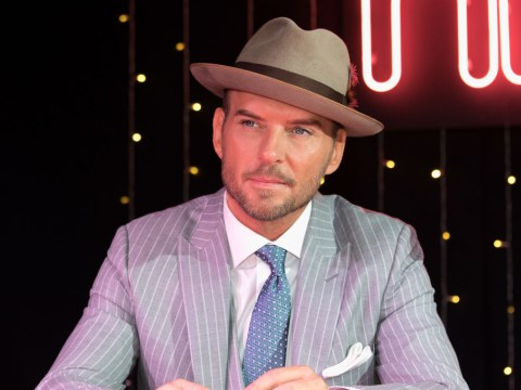 Matt Goss hints he would be keen to replace Fearne Cotton on Celebrity Juice