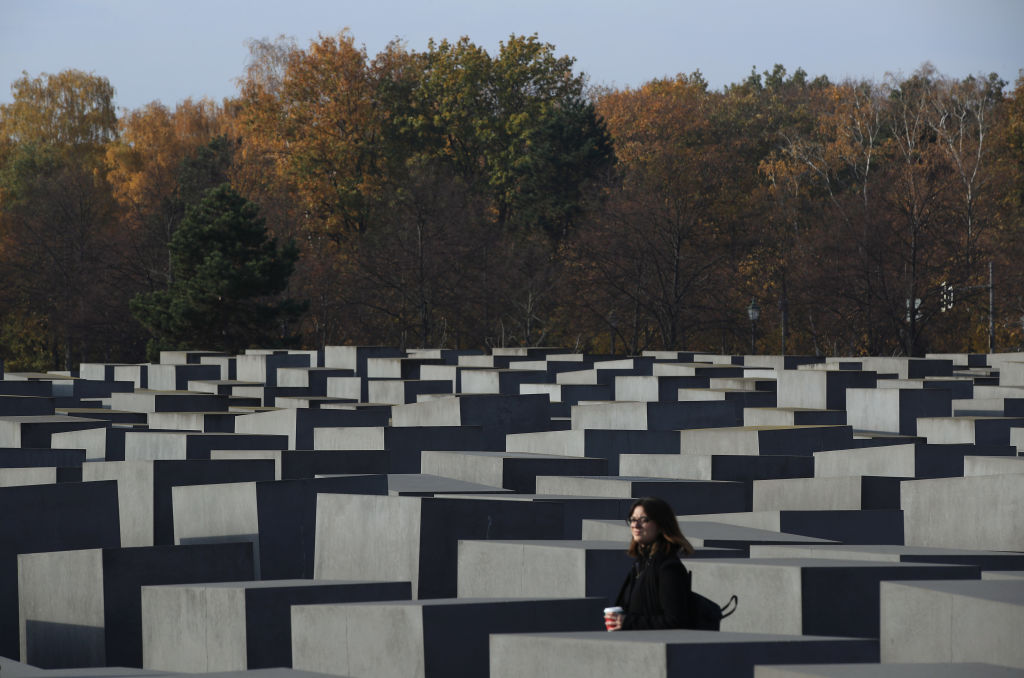 A memorial to those who lost their lives, which can be found in Berlin, Germany.