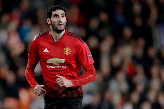 290ab8901 Manchester United ready to listen to offers for Marouane Fellaini amid  Chinese Super League interest