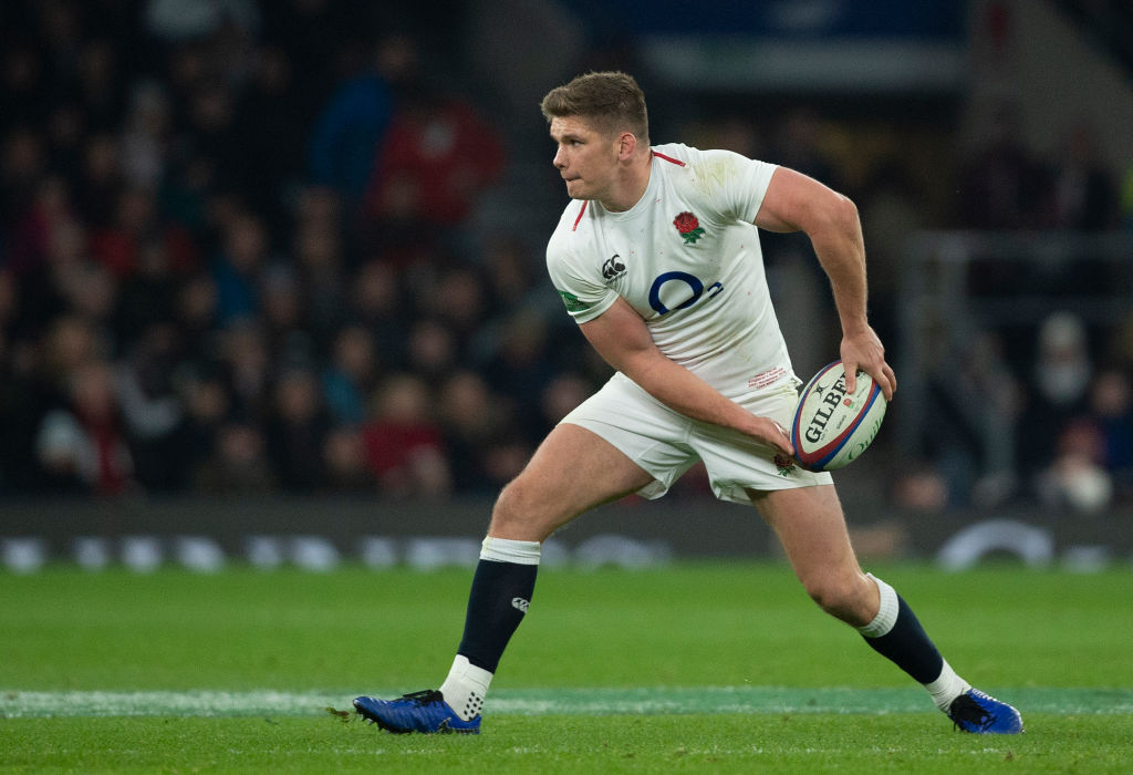 England suffer huge blow as Owen Farrell now a doubt for Six Nations opener vs Ireland