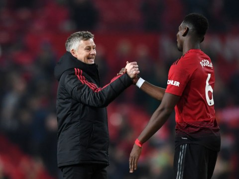Manchester United manager Ole Gunnar Solskjaer disagrees with Jose Mourinho on Paul Pogba's captaincy potential