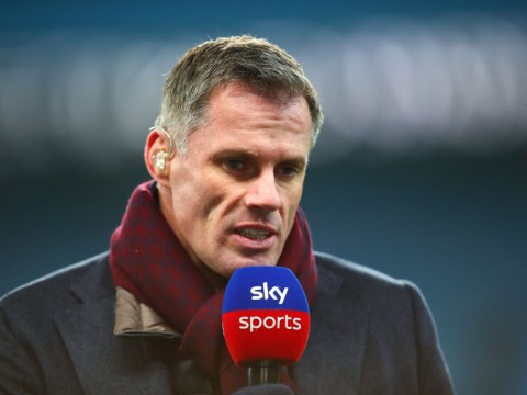 Jamie Carragher launches passionate defence of Unai Emery after inheriting 'shambolic' Arsenal