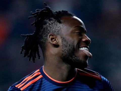 Michy Batshuayi agrees personal terms to join Crystal Palace from Chelsea