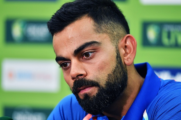 India captain Virat Kohli rested for five New Zealand matches