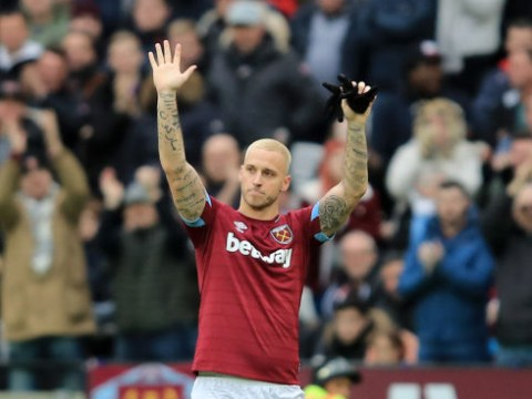 Guangzhou Evergrande withdraw offer for wantaway West Ham star Marko Arnautovic