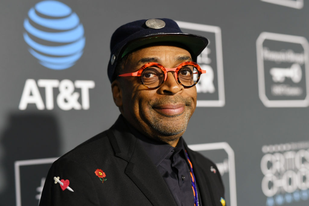 Director Spike Lee's reaction to BlacKkKlansman's six Oscar nominations is priceless