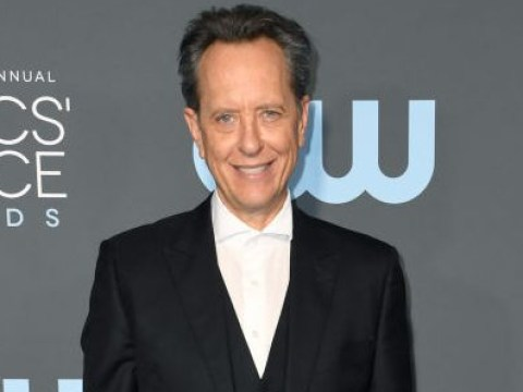 Richard E Grant is 'levitating' as he gushes about Oscar nomination in sweet video outside his old bedsit