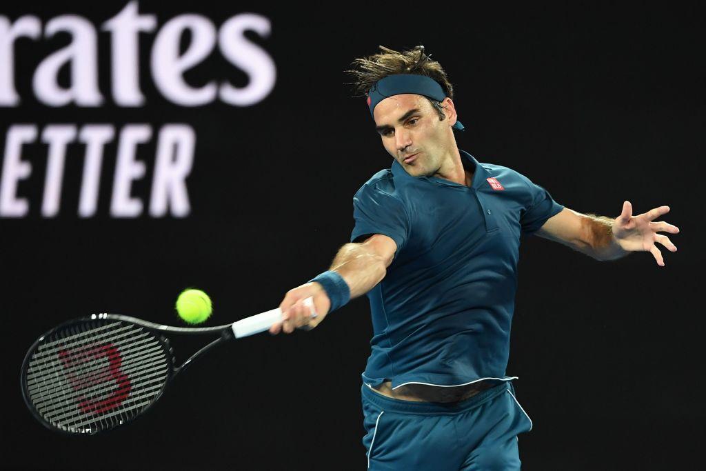 Roger Federer scheduled for day session against Britain's Dan Evans