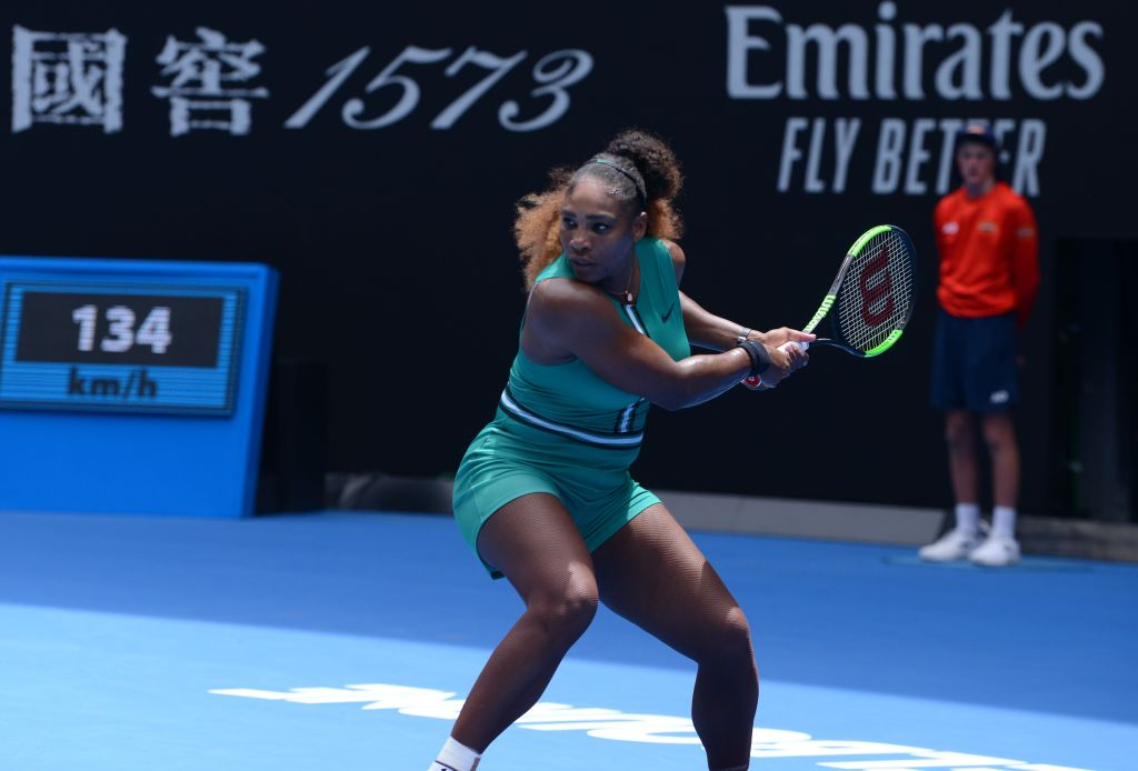 Serena Williams still taking precautions over 'incredibly frightening' health issues
