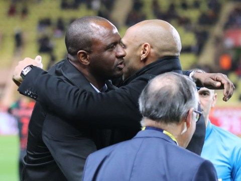 Thierry Henry reveals what he said to Patrick Vieira during 'really weird' reunion