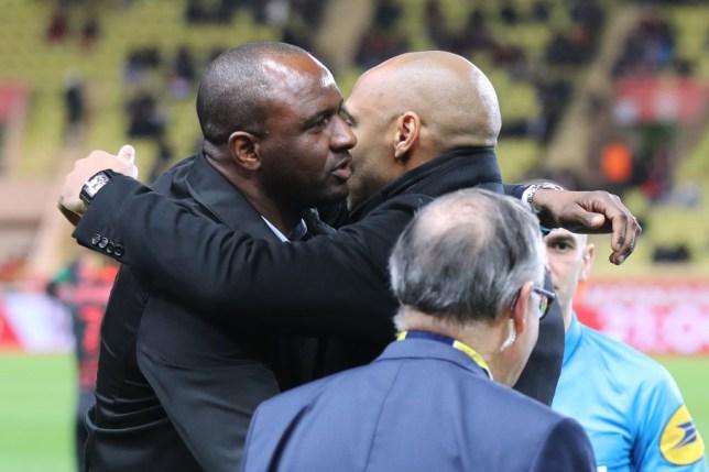 Dikaitkan dengan Newcastle, Vieira Tegaskan Tinggal di Nice