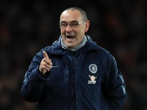 Maurizio Sarri tells Chelsea board to sign Elseid Hysaj after Gonzalo Higuain