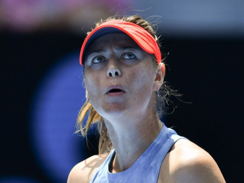 Maria Sharapova gives frosty press conference after being booed by Australian Open crowd