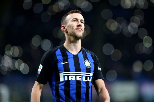 outlet store 7bccc f4e5d Arsenal news: Ivan Perisic transfer request confirmed by ...