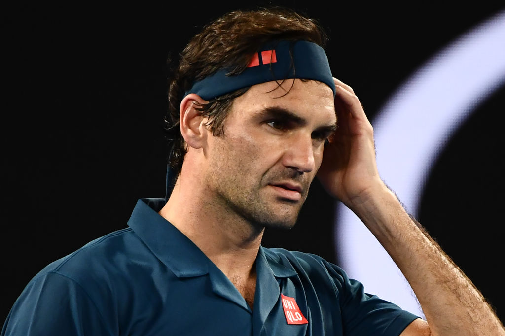 'I lost to a better player': Roger Federer reacts to shock Australian Open exit