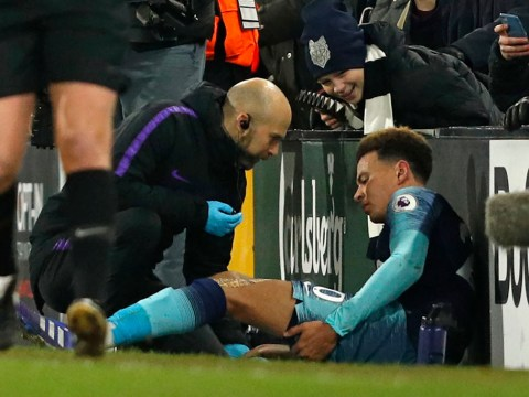 Mauricio Pochettino provides Dele Alli injury update after Tottenham defeat Fulham