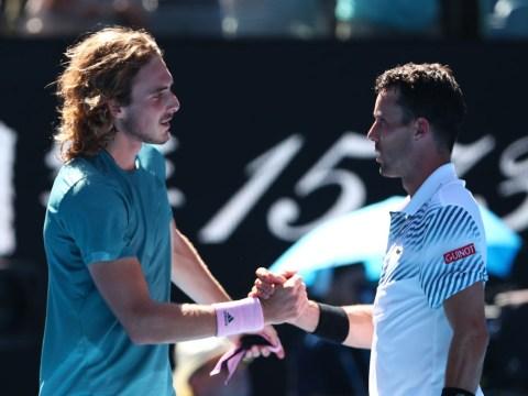 Roberto Bautista Agut casts doubt over Stefanos Tsitsipas' Australian Open chances