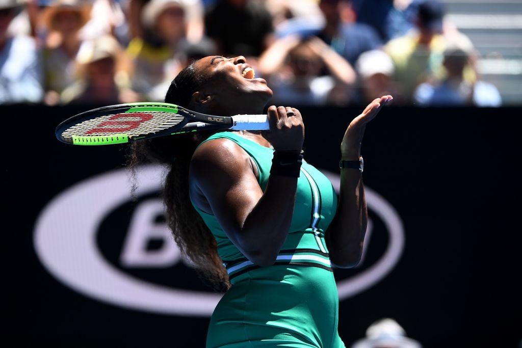 Injured Serena Williams OUT of the Australian Open as Karolina Pliskova springs shock