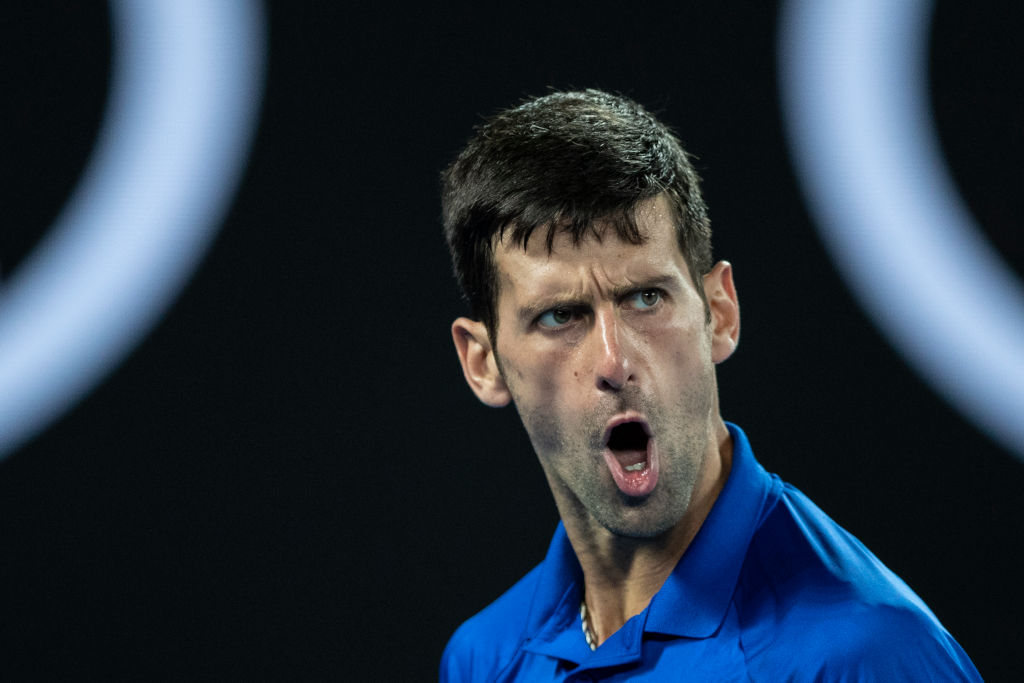 Novak Djokovic fires warning to Rafael Nadal and the rest of the ATP Tour