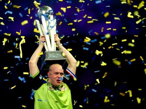 Relentless Michael van Gerwen: 'Winning is the only thing that counts'