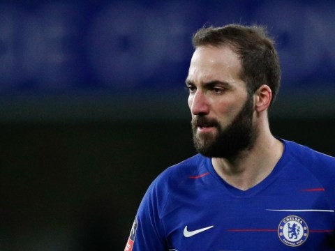 Gianfranco Zola rates Gonzalo Higuain's debut for Chelsea in FA Cup win