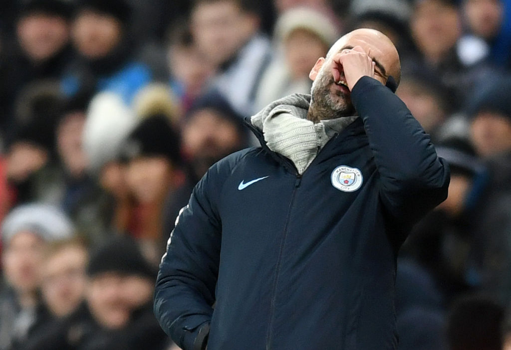 Over to you Liverpool: Man City blow golden opportunity to reduce gap on Premier League leaders