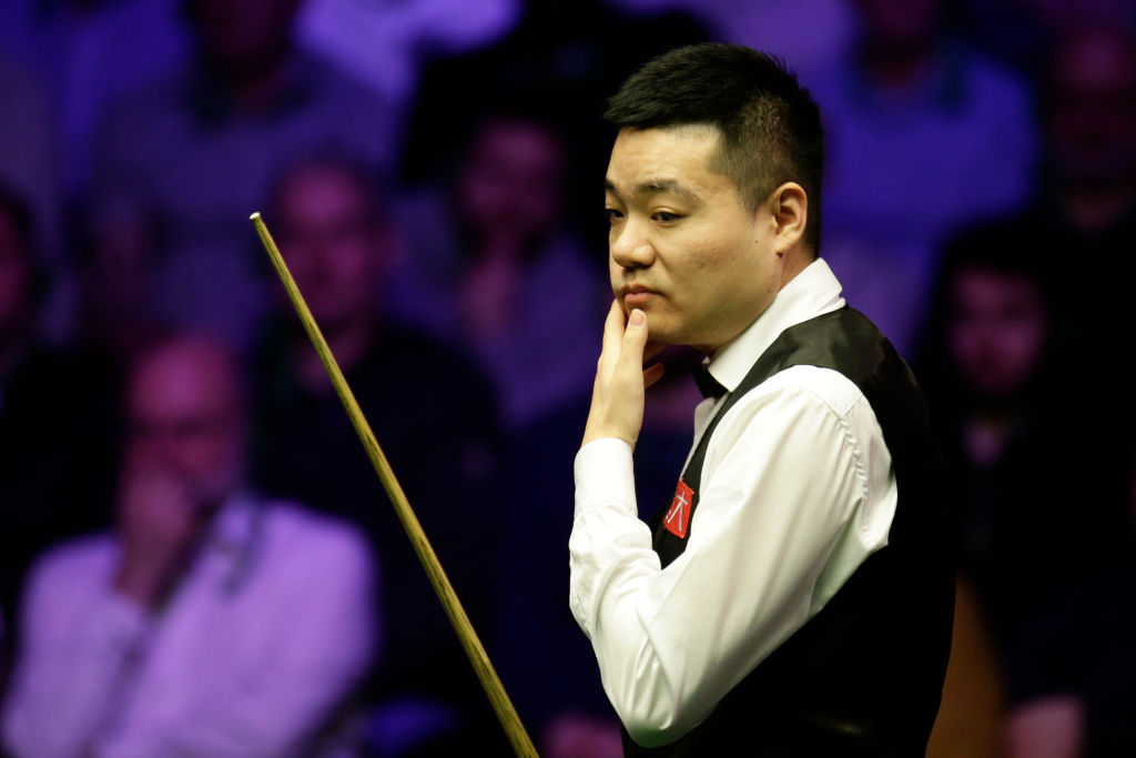 World Grand Prix qualification on the line at German Masters for Shaun Murphy and Ding Junhui