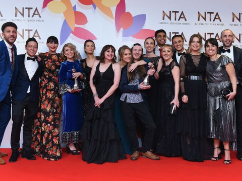 How many times has Emmerdale won best soap at the NTAs and when was their last win?