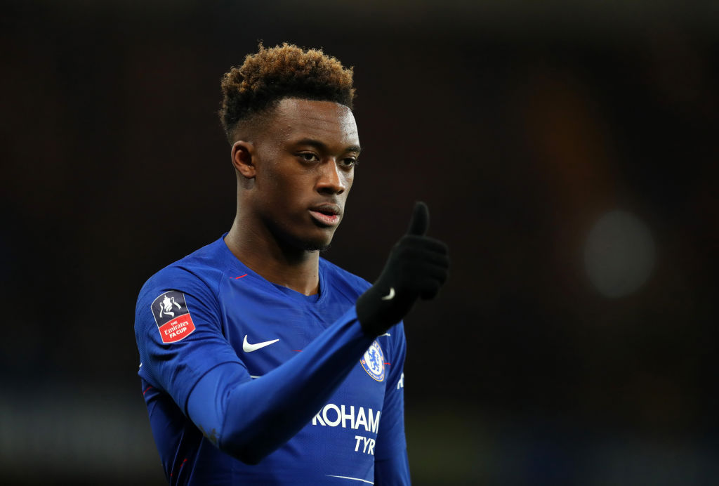 Callum Hudson-Odoi urged to join Bayern Munich by former Chelsea boss Ruud Gullit