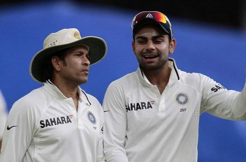 Ravi Shastri reveals the biggest difference between Virat Kohli and Sachin Tendulkar