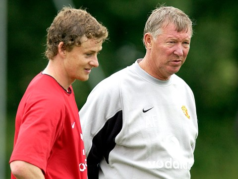 Sir Alex Ferguson backs Ole Gunnar Solskjaer for Manchester United job during wild celebrations after PSG win