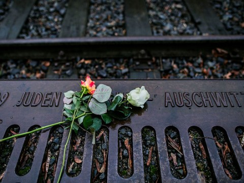 I survived the Holocaust, yet people still deny it to my face
