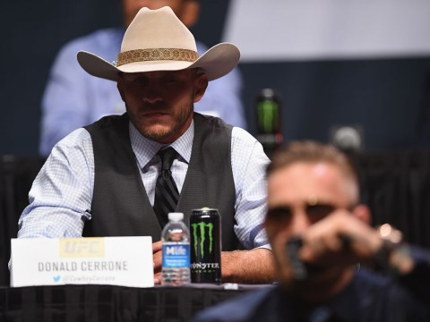 Conor McGregor likes the sound of a boozy Donald 'Cowboy' Cerrone press conference