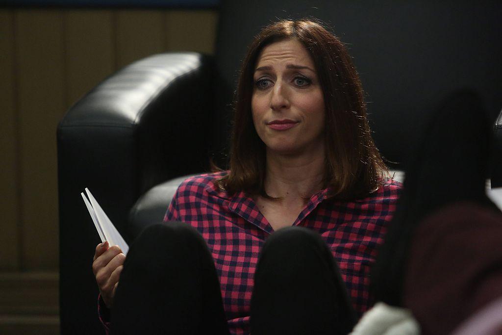 Gina's having a 'splashy' leaving do in Brooklyn Nine Nine teaser from Chelsea Peretti's goodbye episode