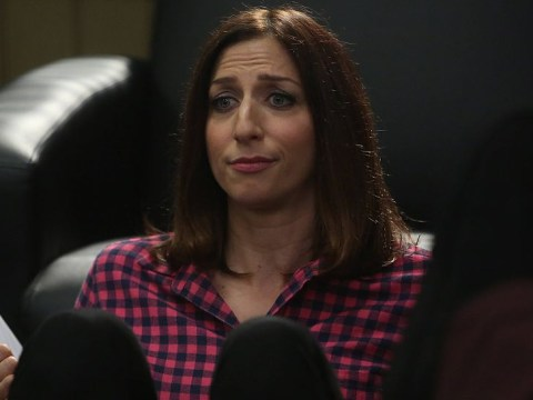 Gina's having a 'splashy' leaving do in Brooklyn Nine Nine teaser from Chelsea Peretti's goodbye episode