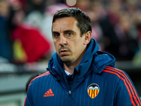 Gary Neville should be Manchester United's next manager, says Phil Brown