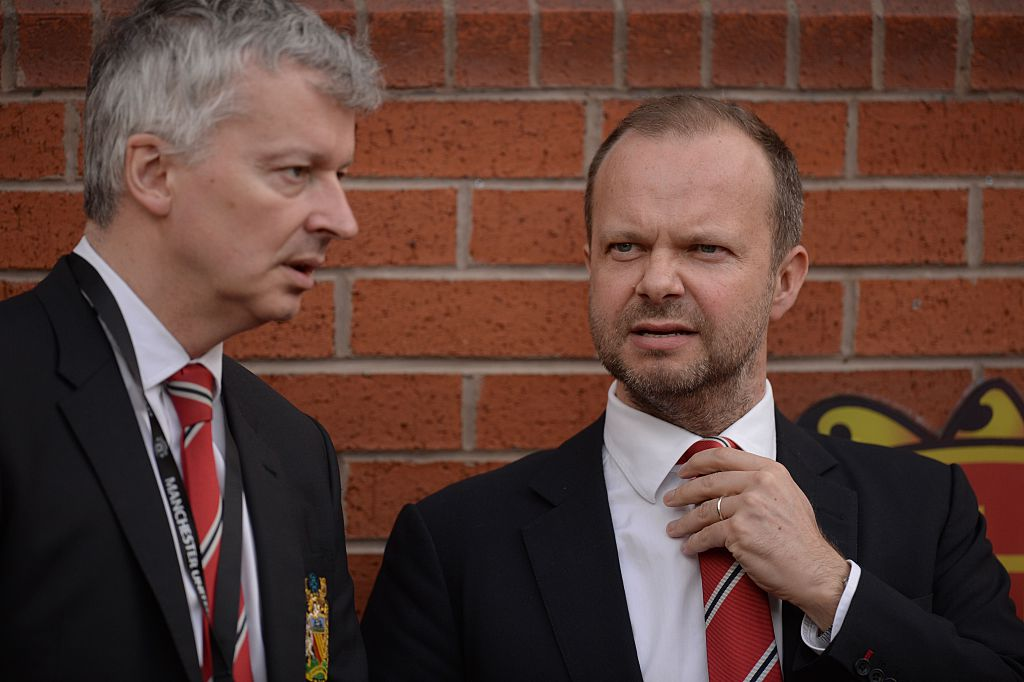 Ed Woodward makes Paul Mitchell his top choice for Manchester United sporting director role
