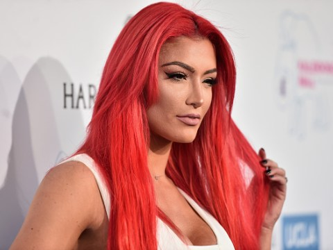 Why did CBB US housemate Natalie Eva Marie leave WWE?