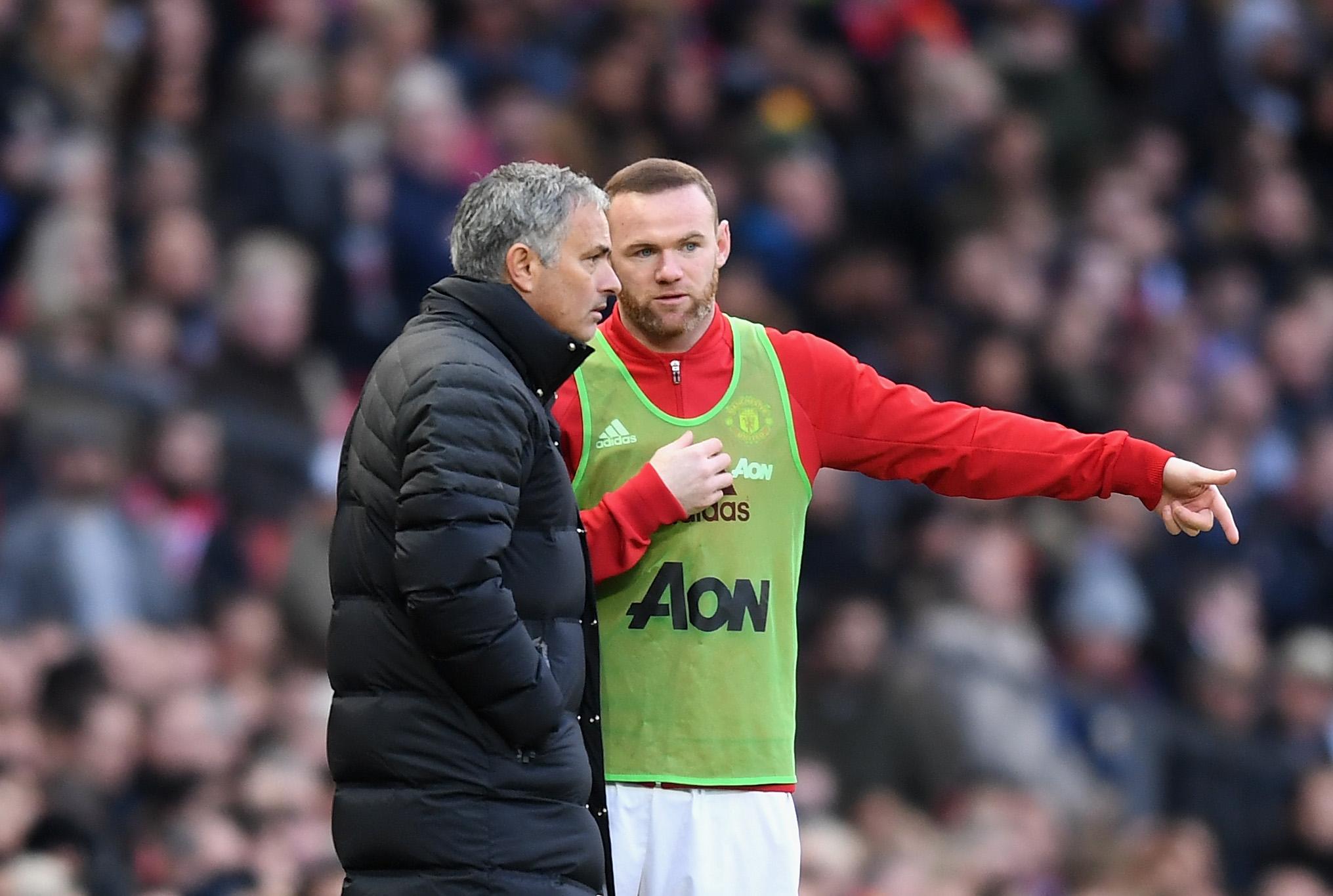Manchester United staff 'weren't enjoying going into work' under Jose Mourinho, says Wayne Rooney