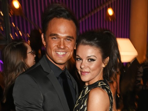 Coronation Street star Faye Brookes on 'intense love' for Gareth Gates as they plan wedding