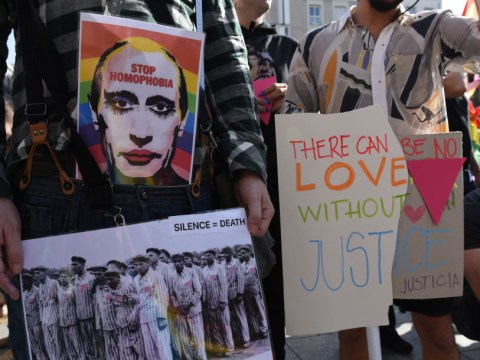 LGBT people in Chechnya are being tortured – please don't be a bystander